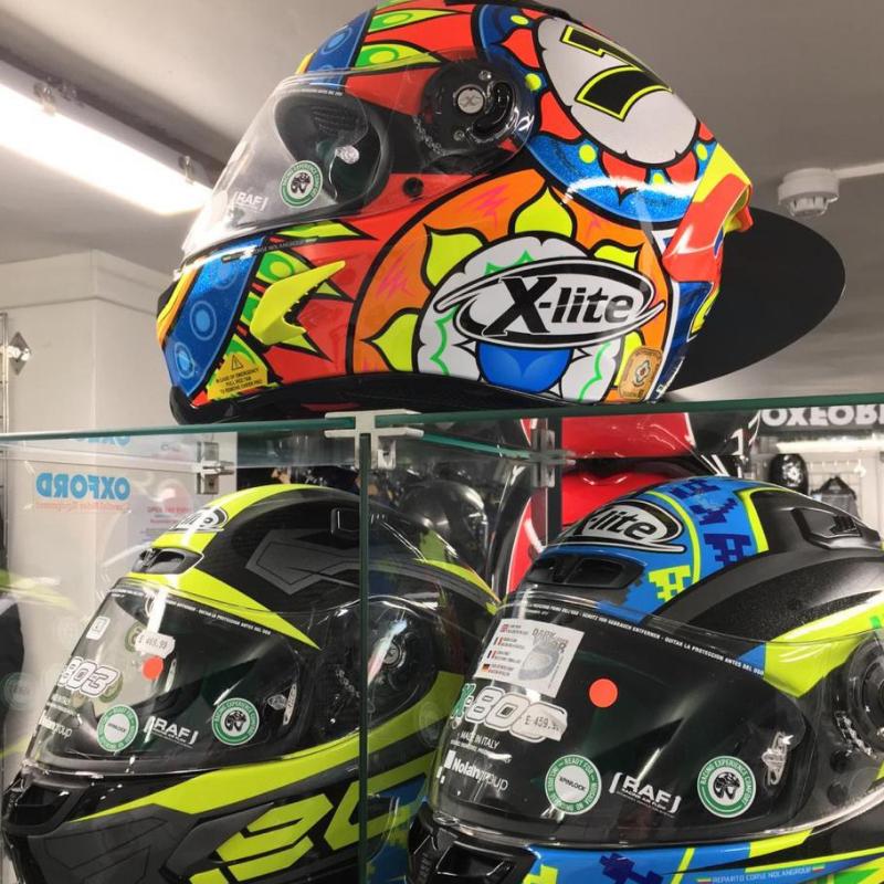 Chelsea motorcycle clothing shop - motorcycle helmet shop