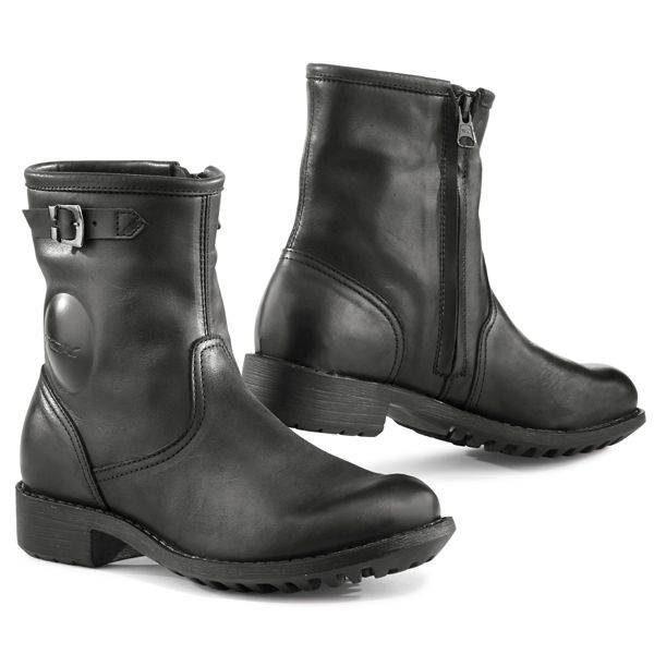 TCX Lady Biker Waterproof Boots - Black colour, London, UK