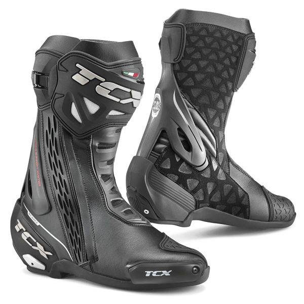 TCX RT-Race WP Boots - Black