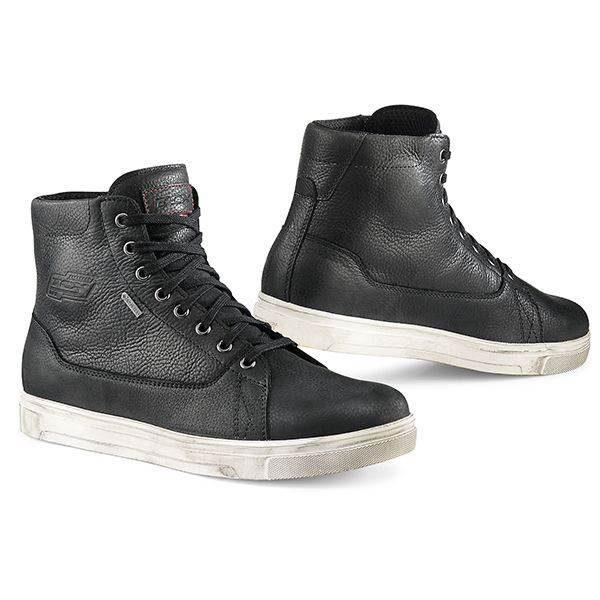 TCX Mood GTX Boots - Black, Motorbike Clothing Shop, UK