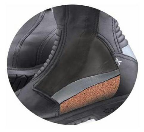 Daytona Lady Star Boots - GTX Black colour, CMG Shop, London