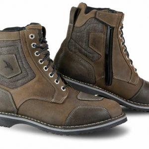 Falco Ranger Boots Dark Brown