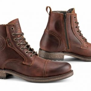 Falco Kaspar Boots - Brown colour