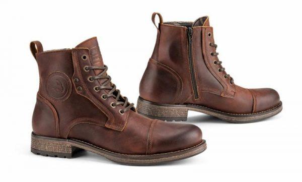 Falco Kaspar Boots - Brown colour
