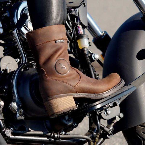 Falco Ayda Boots Brown