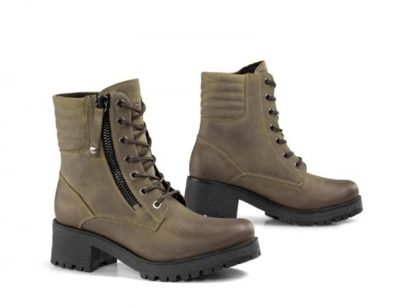 Falco Misty Waterproof Ladies boots Green Army