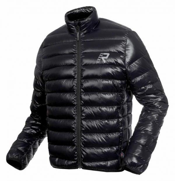 Rukka Nivala Jacket - Black/Orange colour