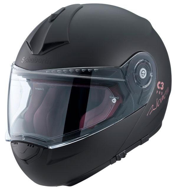 Schuberth C3 Pro Helmet Matt Black