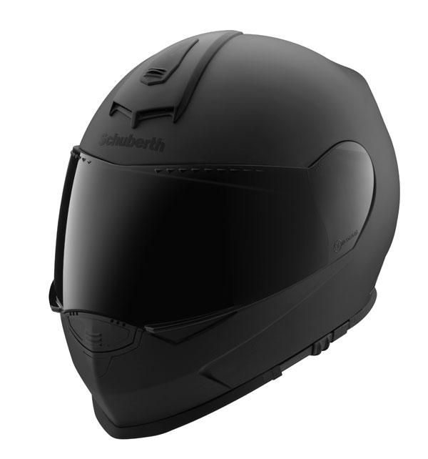 Schuberth S2 Sport Helmet Matt Black