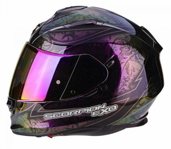 Scorpion Exo 510 Helmet - Fantasy Chameleon