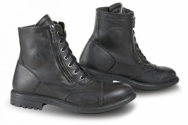 Falco Aviator Boots - black, MCS Shop