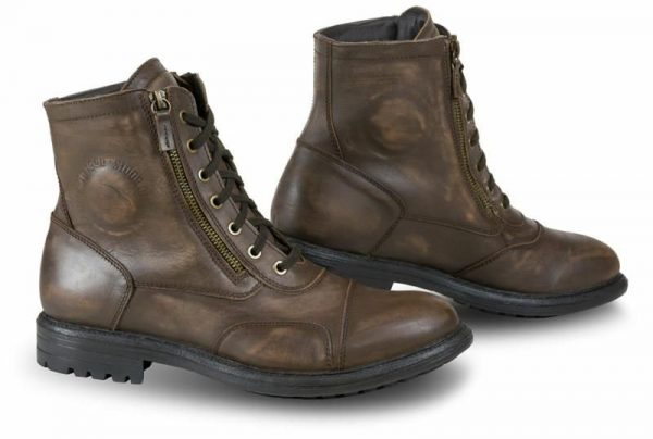 Falco Aviator Boots brown - CMG Shop, London