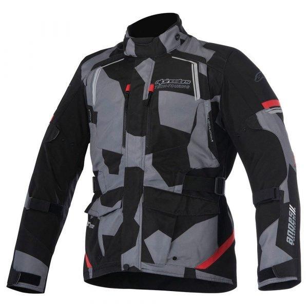 ALPINESTARS Andes V2 Drystar Jacket Black/Camo/Red