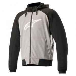 ALPINESTARS Chrome Sport Hoodie Grey/Black