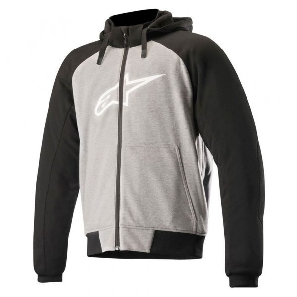 ALPINESTARS Chrome Sport Hoodie Grey/Black