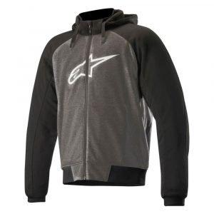 ALPINESTARS Chrome Sport Hoodie Grey/Black/White