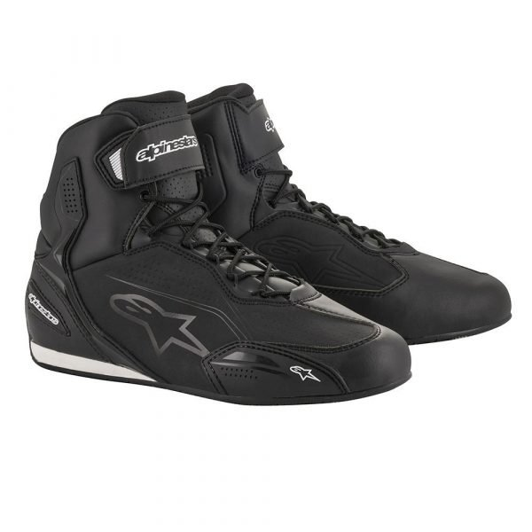 ALPINESTARS Faster-3 Shoes Black/Black