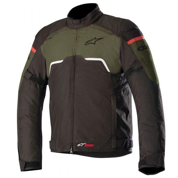 ALPINESTARS Hyper Drystar Jacket Black/Military Green