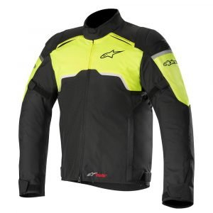 ALPINESTARS Hyper Drystar Jacket Black/Yellow Fluo