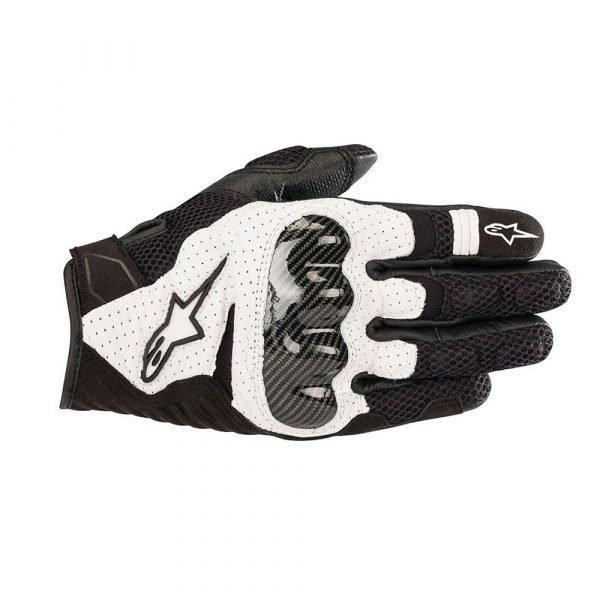 ALPINESTARS SMX-1 Air V2 Gloves Black/White