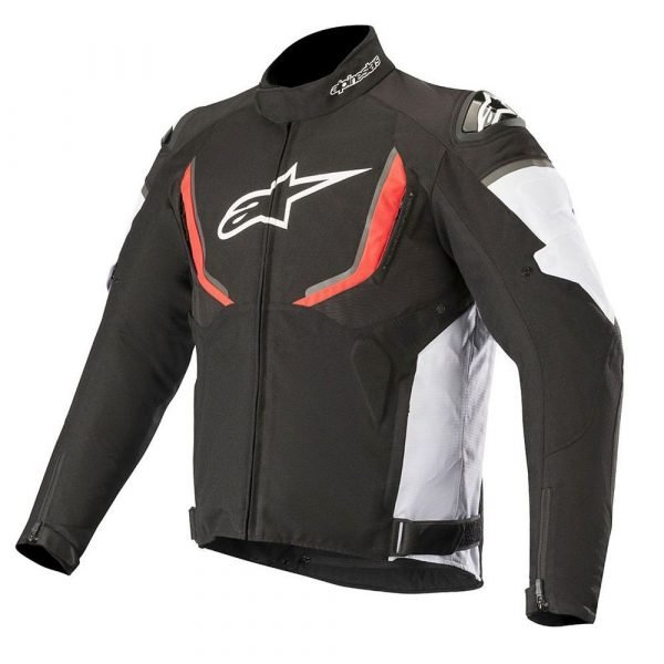 ALPINESTARS T-GP R V2 Waterproof Jacket Black/White/Red