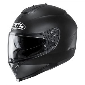 HJC C70 Plain Matt Black