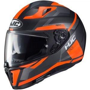 HJC I70 Elim Orange