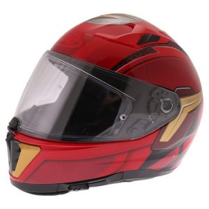 HJC I70 HELMET THE FLASH RED