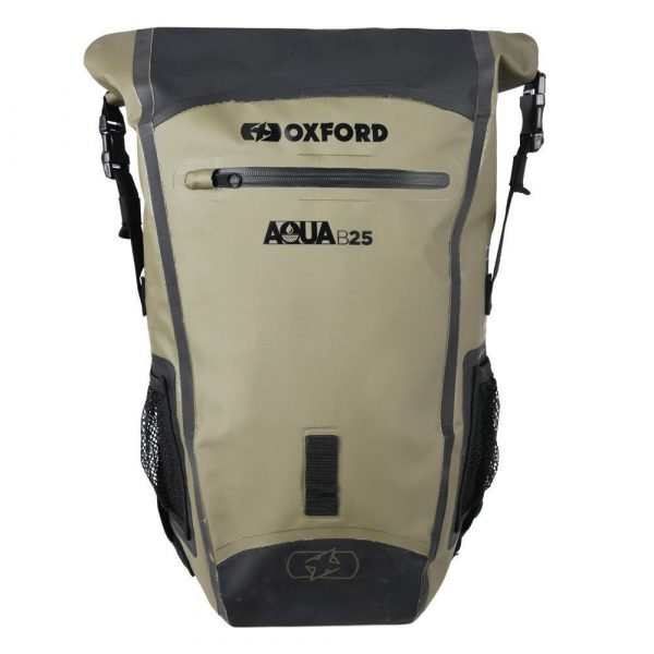 OXFORD Aqua B-25 Backpack Khaki/Black