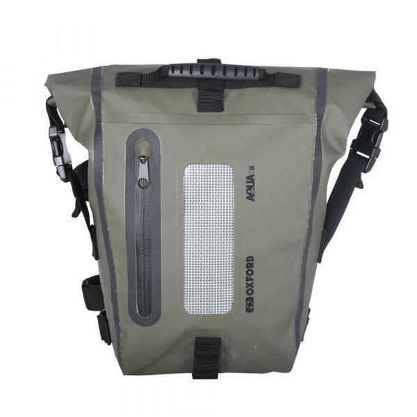 OXFORD Aqua T8 Tail Bag Khaki/Black