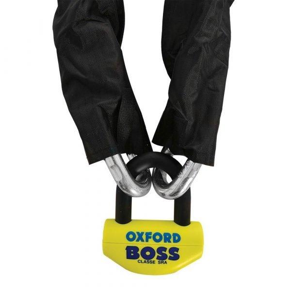 OXFORD BigBoss 12mm Chainlock - 2.0mtr Black