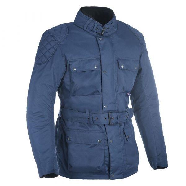 OXFORD Churchill Jacket Navy Blue