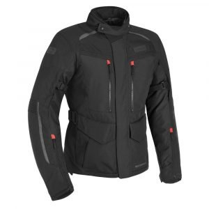 OXFORD Continental Jacket Black