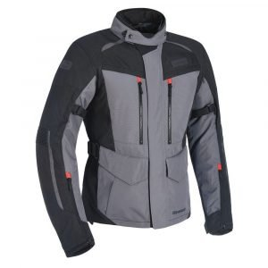 OXFORD Continental Jacket Grey
