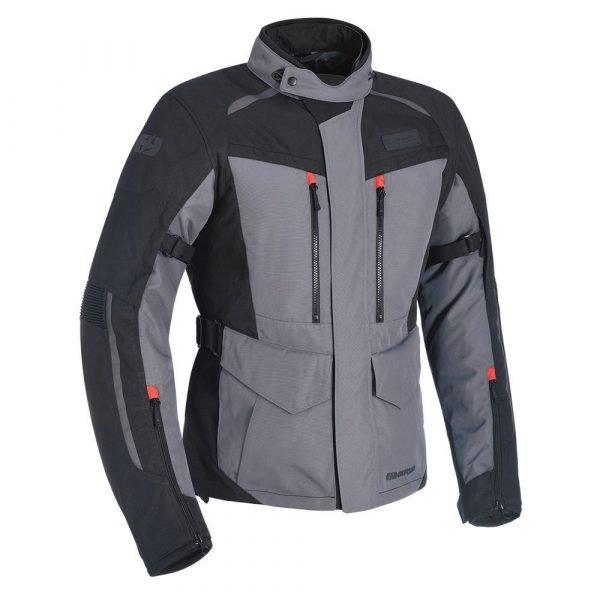 OXFORD Continental Jacket Grey