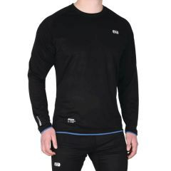 OXFORD Cool Dry Layer Top Black