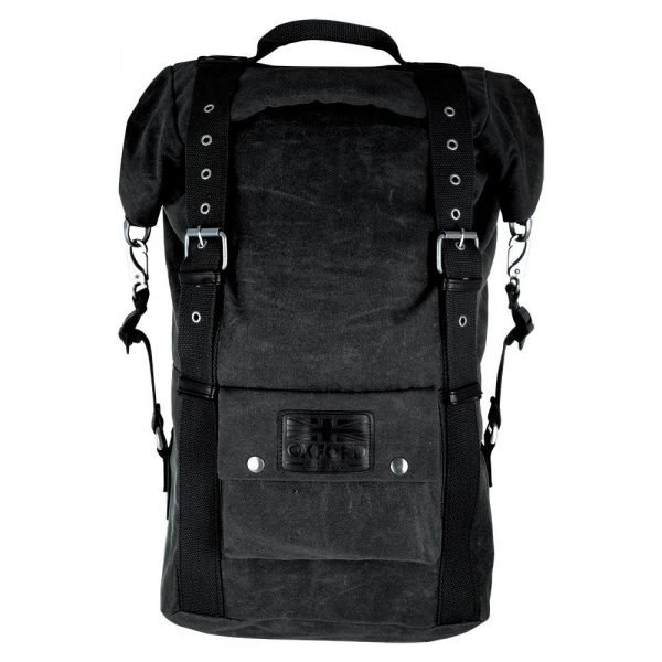 OXFORD Heritage Backpack Black