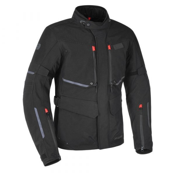OXFORD Mondial Jacket Black
