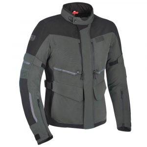 OXFORD Mondial Jacket Green