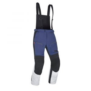 OXFORD Mondial Pants Grey/Blue/Red