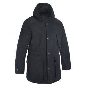 OXFORD Parka Jacket Black