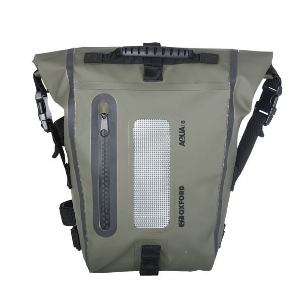 OXFORD TailBag Aqua T8 Khaki/Black