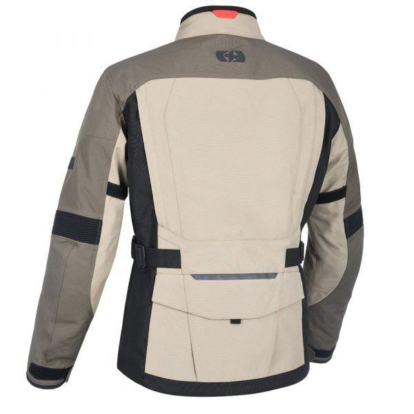 Oxford Continental Advanced Jacket Desert Sand Back