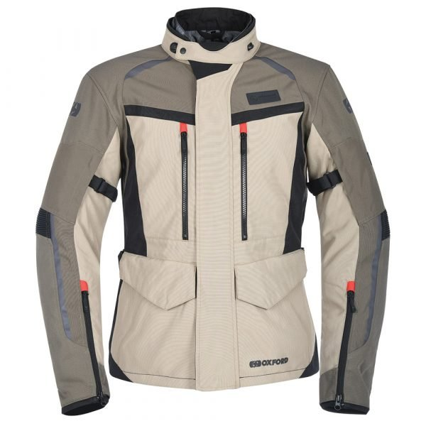 Oxford Continental Advanced Jacket Desert Sand Front