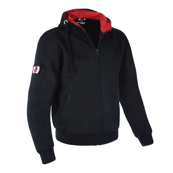 Oxford Fulham Clothing - Super Hoodie Tech Black, MCS, UK