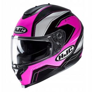 HJC C70 Lianto Pink helmet