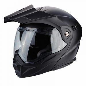 Scorpion ADX-1 Helmet - Matt Black colour