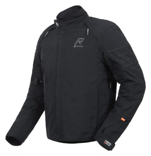 Rukka Kalix 2.0 Jacket - Black colour, Chelsea Motorbike Shop
