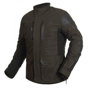 Rukka Melfort Jacket - Brown colour, UK