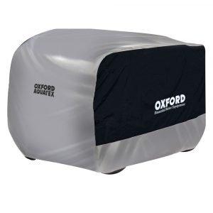 Oxford Aquatex ATV Cover - White/Black colour
